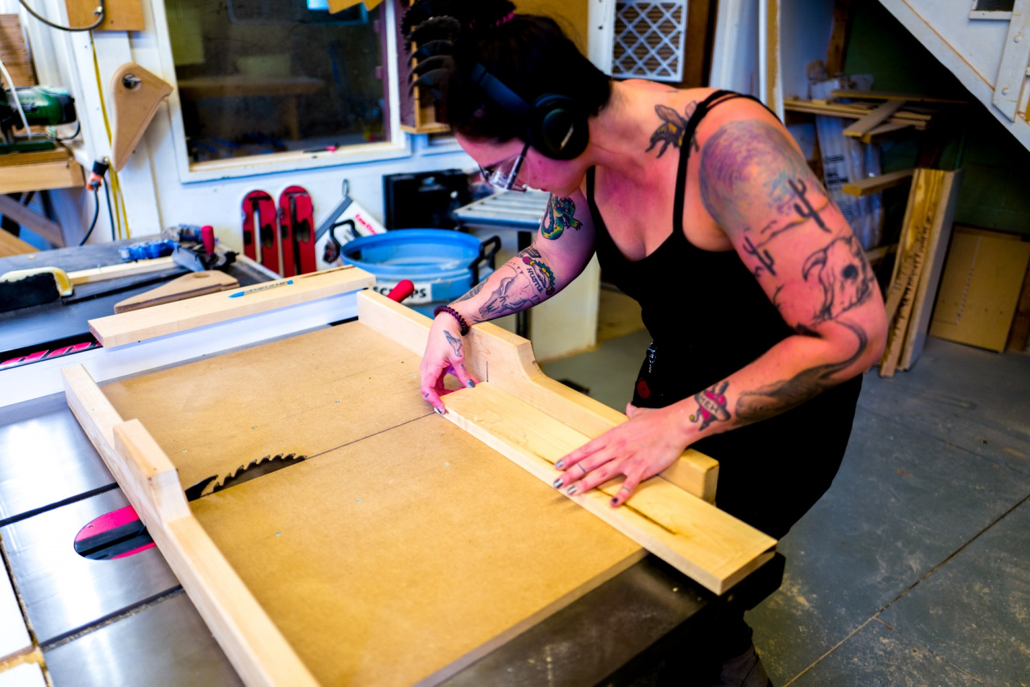 shelburne craft school — introduction to woodworking