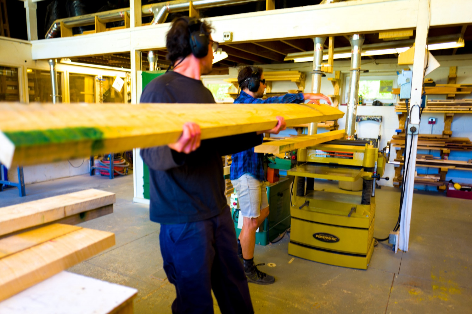 Shelburne Craft School Introduction To Woodworking